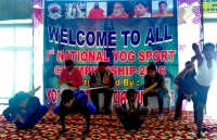 National yoga Championship-2016