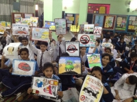Road Safety Painting Competition