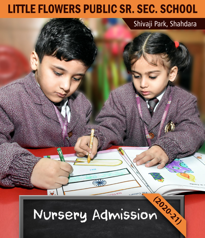 nursery admission open